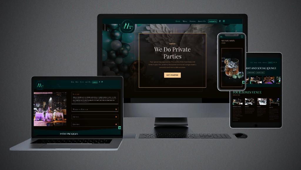 Minta Website